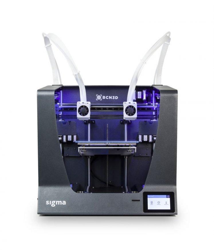 impresora 3d bcn sigma r17 mexico