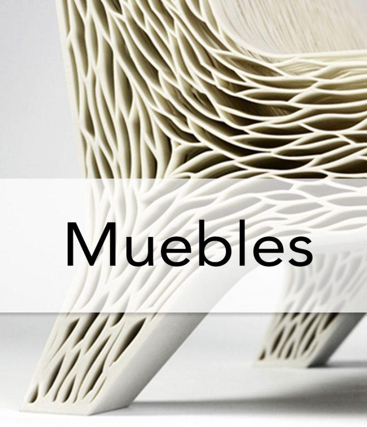 Brochure Diseño de muebles