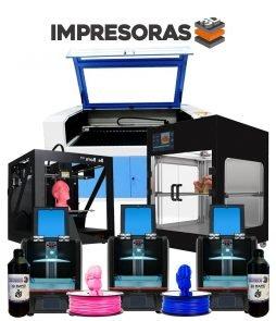 Paquete Full Lab 3D Para Escuelas