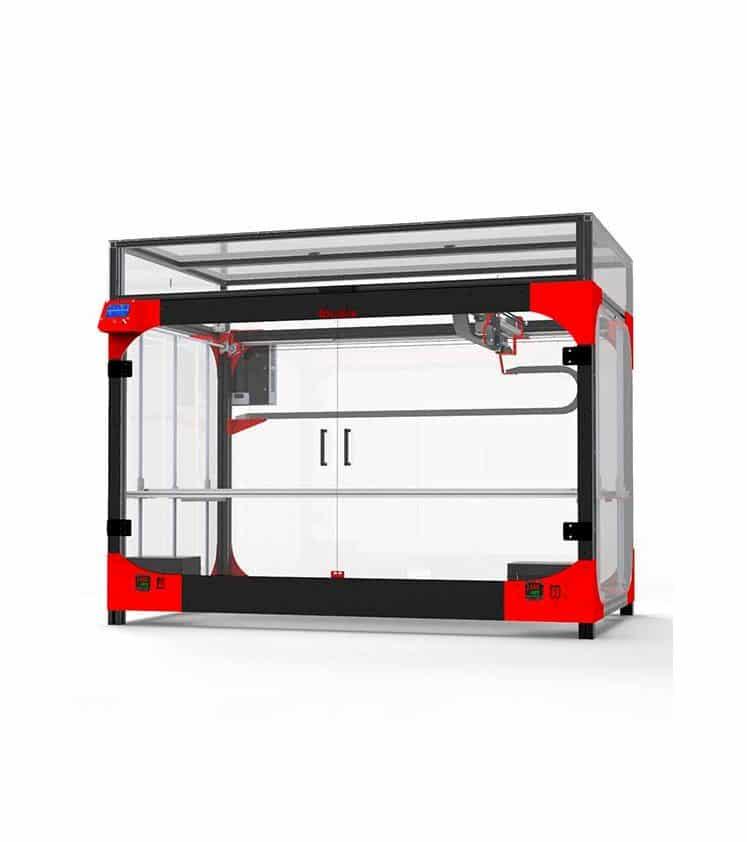 impresora 3d modix 120x impresoras3d.com.mx