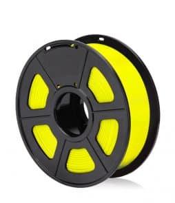 pla amarillo yellow para impresora 3d