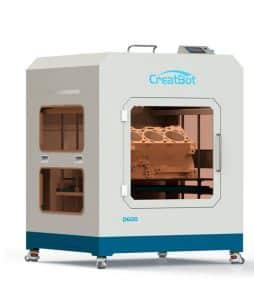 creatbot d600 pro mexico