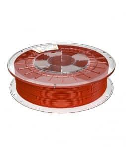 pla antibacterial rojo filamento 3d