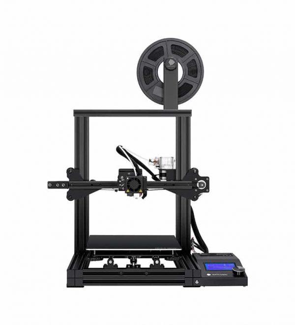 anycubic mega zero impresora 3d con carrete