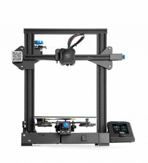 creality ender 3 v2 frontal impresora 3d
