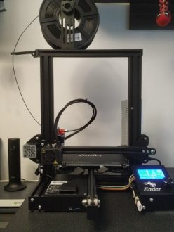 ENDER 3 PRO photo review
